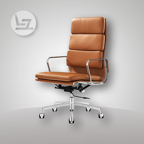 eames-style-brown-genuine-aniline-leather-padded-high-back-chair-1