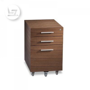 Mobile wood Cabinet