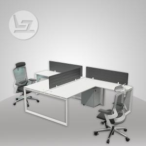 Ace Series Cluster( 2x T-Shape Workstation Desk)