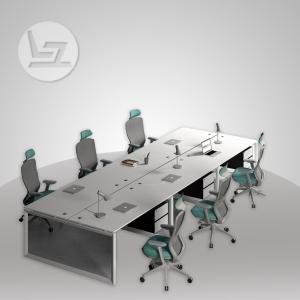 Ace Series Cluster Workstation Desk