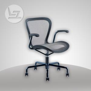 Minimalist Mesh Swivel Chair