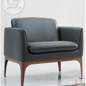 Brooklyn Minimalist (Single Seater Modern Sofa)