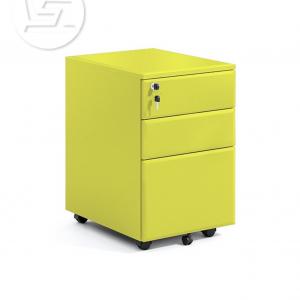 Colored Drawer Filing Mobile Pedestal