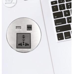 Desktop Power Grommet