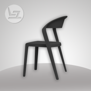 Duoblock Multi-purpose Designer chair