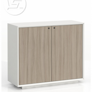 Edge Series Chamfered Low height 2 door cabinet