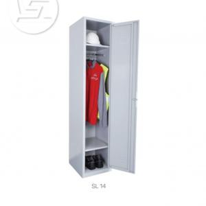 Ilocker Single Tier Column Steel Locker