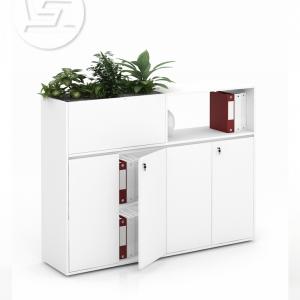 Vetrina Io Planter Top Handleless Cabinet