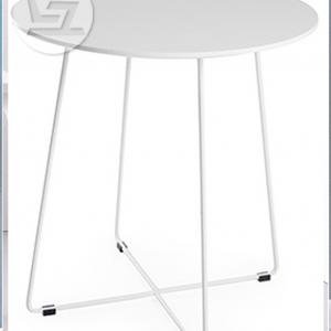 Vira Minimalist Round Dining Table